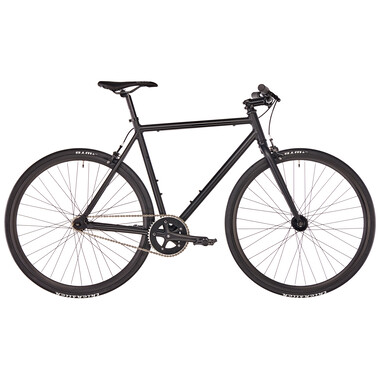 Bicicleta Fixie FIXIE INC. FLOATER Negro 2020
